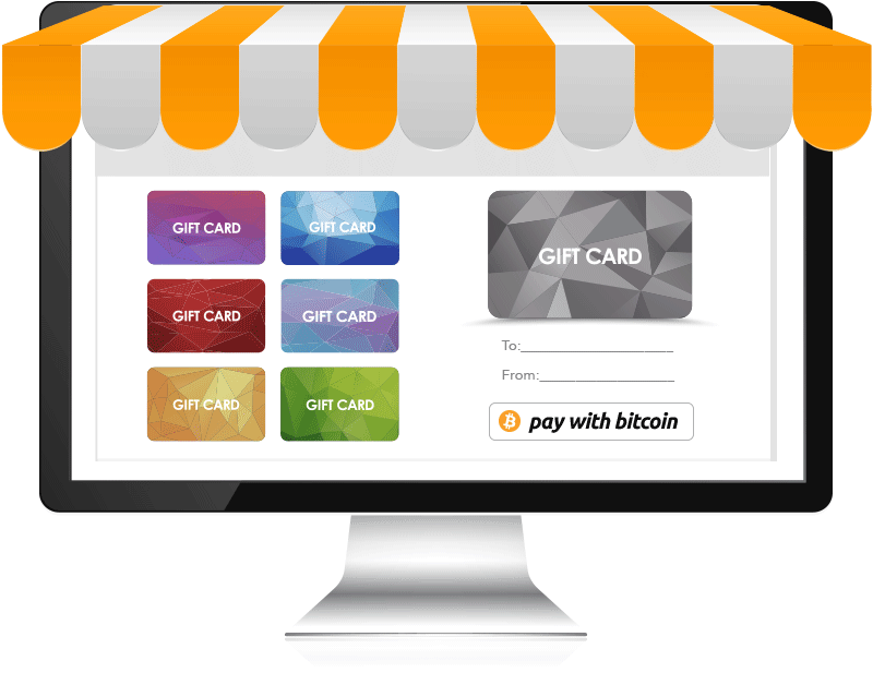 Bitcoin Storefront banner